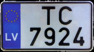 латвия номер мотоцикл