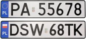 Польский номер