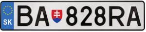 Номер Словакии