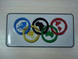Номер на авто олимпийские игры
